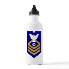 USCG-Rank-MKCS Water Bottle