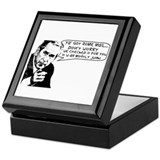 """The MailMan"" Keepsake Box"