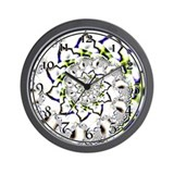 Qabbalah Wall Clock