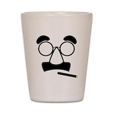 Marx Moustache Shot Glass