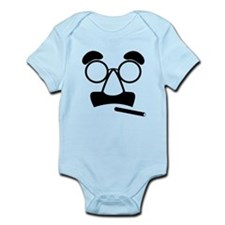 Marx Moustache Body Suit