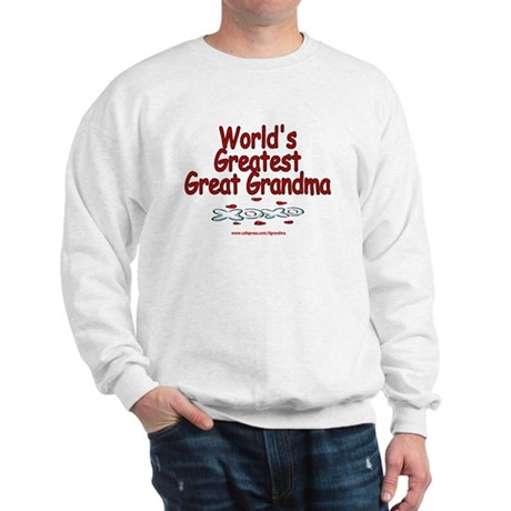 Great Grandma Sweatshirt