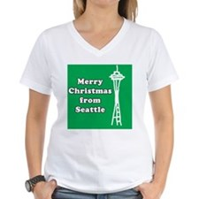 ornament Christmas Seattle  Shirt