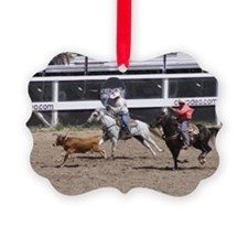 roping 2 Ornament