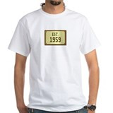 baby boomers novelty established 1959 Shirt