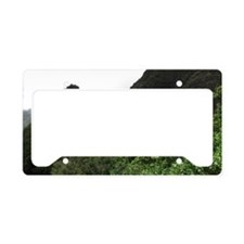 iao License Plate Holder