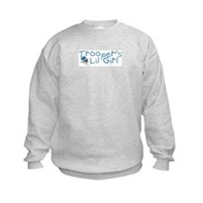 Trooper's Lil Girl Sweatshirt