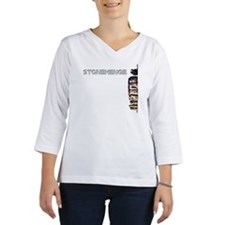 sth3sidehinge Women's Long Sleeve Shirt (3/4 Sleeve)