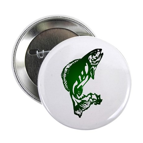 "Fish 2.25"" Button (100 pack)"