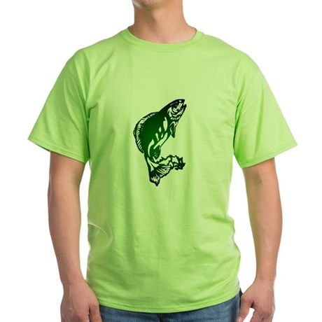 Fish Green T-Shirt