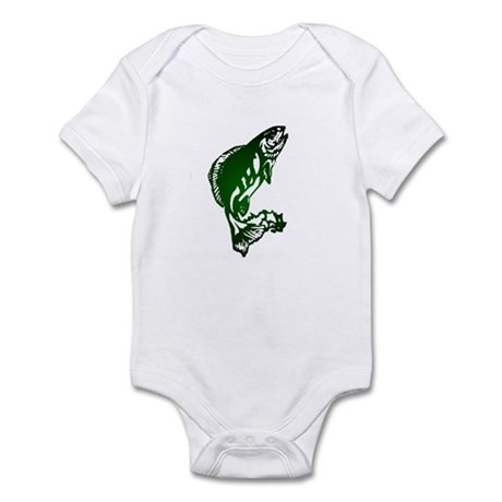 Fish Infant Bodysuit