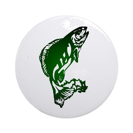 Fish Ornament (Round)