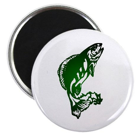 "Fish 2.25"" Magnet (10 pack)"