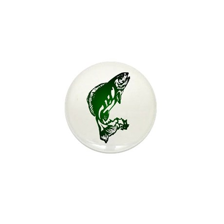 Fish Mini Button (10 pack)