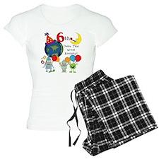 alienbday6 Pajamas