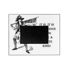 pirate king Picture Frame