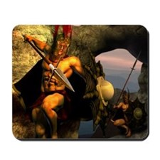 Spartans-11x11 Mousepad