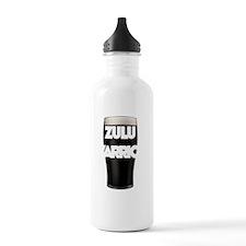 Zulu Warrior Trans Big Water Bottle