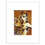 Beautiful Autumn Fairy Small Poster