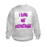 I Love My Godfather Sweatshirt