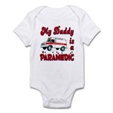 My Daddy is a Paramedic Infant Bodysuit