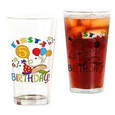 zxfiesta5 Drinking Glass