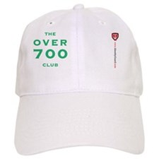The Over 700 Club Baseball Cap