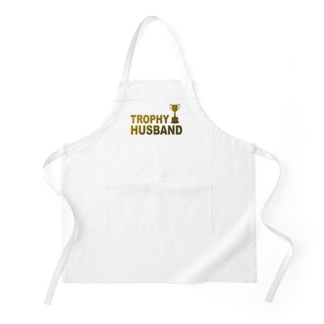 Trophy Husband BBQ Apron