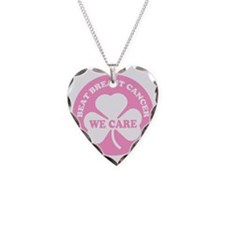beat breast cancer Necklace