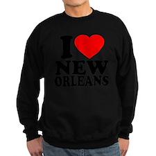 Love NO Sweatshirt
