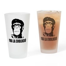 atheism Drinking Glass