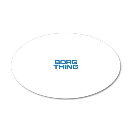 borththing2-01 20x12 Oval Wall Decal