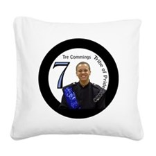 trecommings-bnt2 Square Canvas Pillow