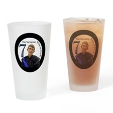 clayspringman-btn Drinking Glass