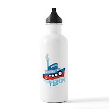Tug Life Water Bottle