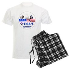 Tea Party Pajamas