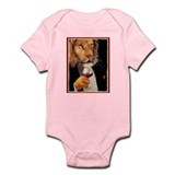 Wine King Infant Bodysuit