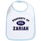 My heart belongs to zariah Bib