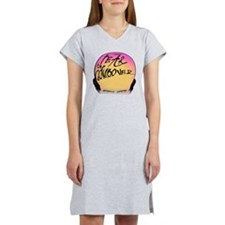 fear_the_combover Women's Nightshirt