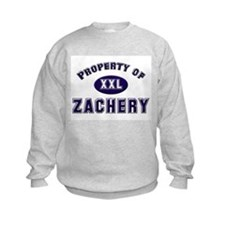 My heart belongs to zachery Sweatshirt