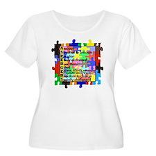 asd traits fu T-Shirt