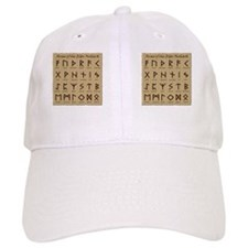 all-runes_mug Baseball Cap