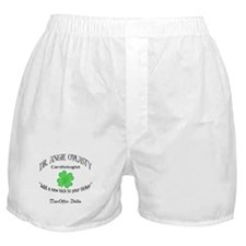 Irish Cardiologist Boxer Shorts