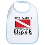 Dive Naked Bib