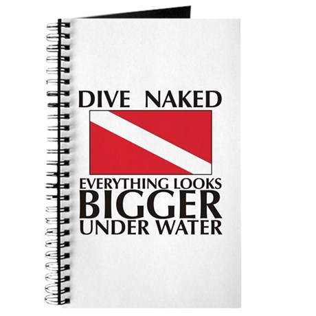 Dive Naked Journal