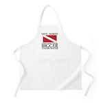 Dive Naked BBQ Apron