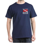 Dive Naked Dark T-Shirt