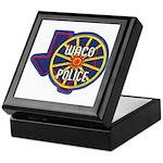 Waco Police Keepsake Box