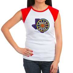 Waco Police Women's Cap Sleeve T-Shirt