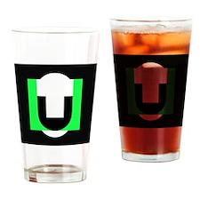 UT_LOGO-4 Drinking Glass